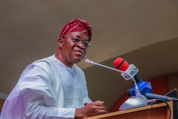 Appeal Court affirms Oyetola's election, Adeleke loses