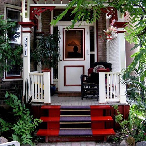 10 Awesome Music Inspired Home Decor Ideas: 10 Awesome Small Porch Design Ideas
