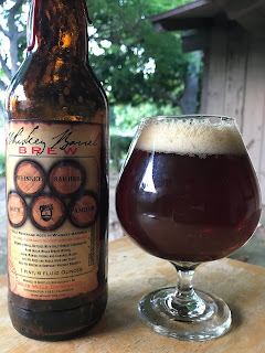 Indian Wells Whiskey Barrel Brew Amber Lager 1