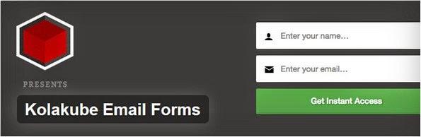 Kolakube forms for Aweber