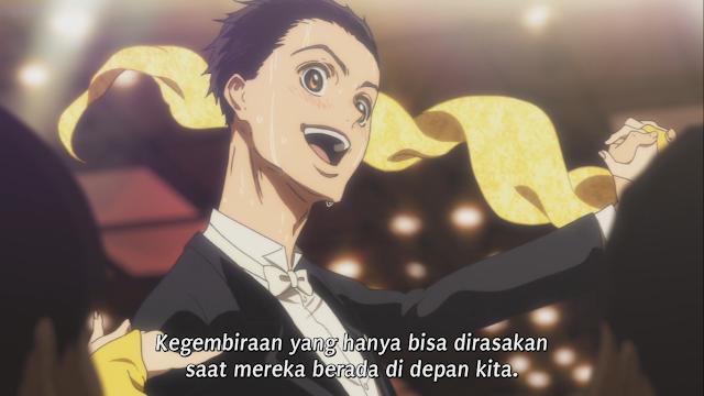 Ballroom e Youkoso Episode 11 Subtitle Indonesia