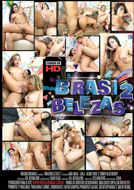Brasileirinhas Brasibelezas 2 DVDRip Torrent Download (2015)