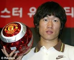 Signed Ji-sung Park Man United Shirt Being Given Away For Charity