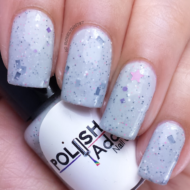 Polish Addict Nail Color - Punk Rock Chic
