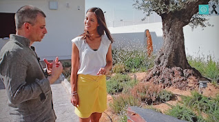 Paisajista en Badajoz, Paisajista en Cáceres, Paisajista en Extremadura, arquitecto paisajista, televisión