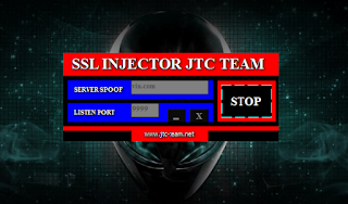 Gambar SSL injecttor jtc team