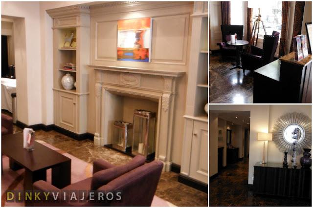 Hotel Rydges Kensington. Instalaciones