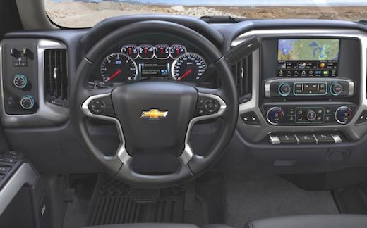 2019 Chevrolet Silverado Redesign