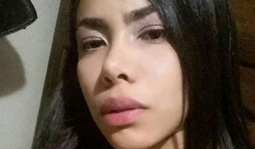 Jenny , 32 , Colombia. Photo courtesy Amolatina