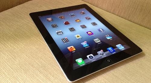 thay sửa mặt kính iPad