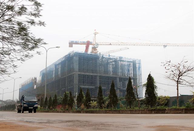 Tiến độ xây dựng ICID Complex