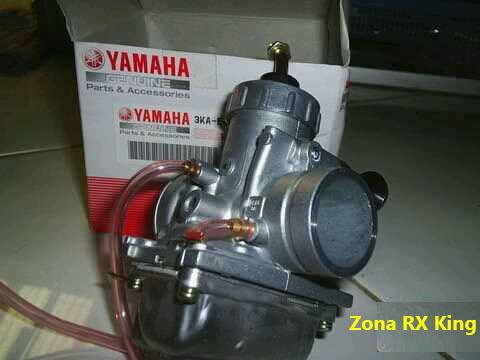 Harga Karburator Rx King Di Dealer Resmi Yamaha