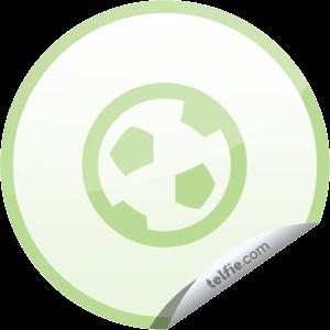 Telfie App Sticker - Soccer