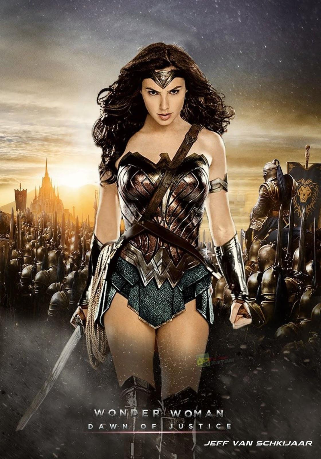 Wonder Woman: La Mujer Maravilla (2017) Online - Top Pelis
