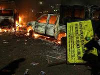 Video Bentrokan Demo 4 November VPI Malah Melakukan ini