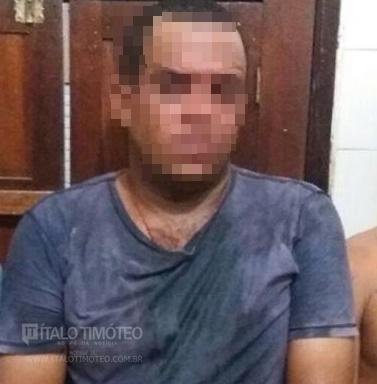 Recém liberado de presídio, 'Vinícius' volta a ser preso após furtar ciclomotor em Delmiro Gouveia