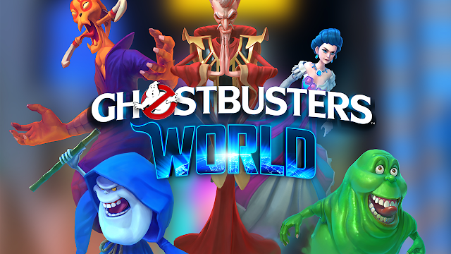 Ghostbusters World is Out Now For iOS/Android
