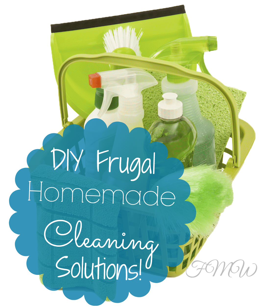 Frugal Mom And Wife Diy Frugal Homemade Cleaning