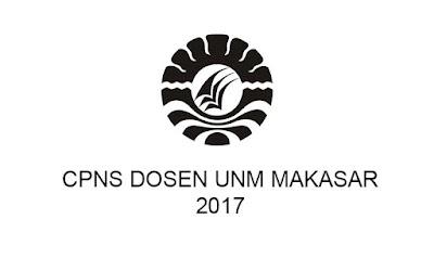 Cara Daftar Seleksi CPNS UNM Makassar 2017, Persyaratan Pelamar CPNS Dosen UNM Makassar Tahun 2017 berbentuk pdf