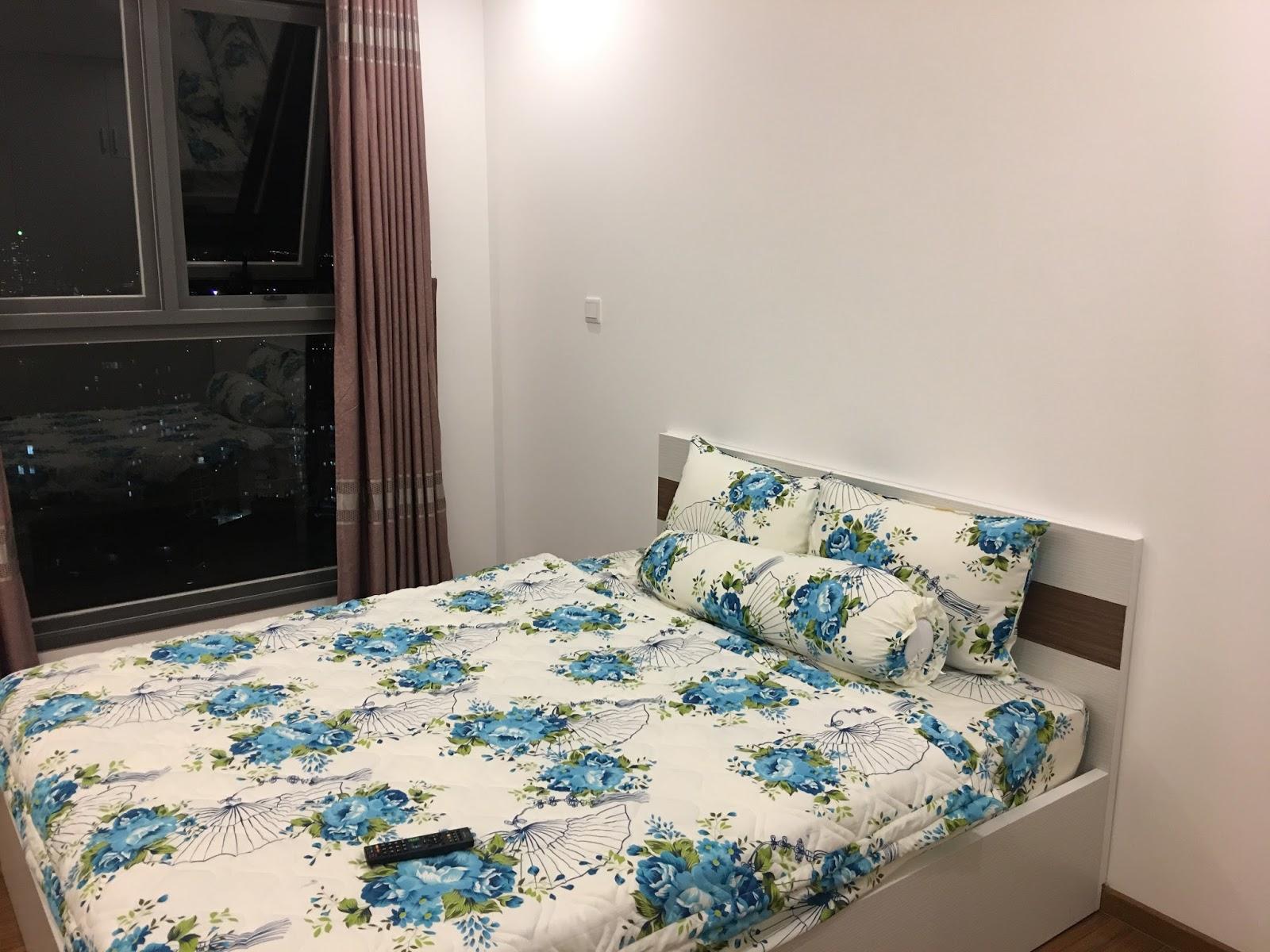 Pearl Plaza Bình Thạnh - phòng ngủ 2