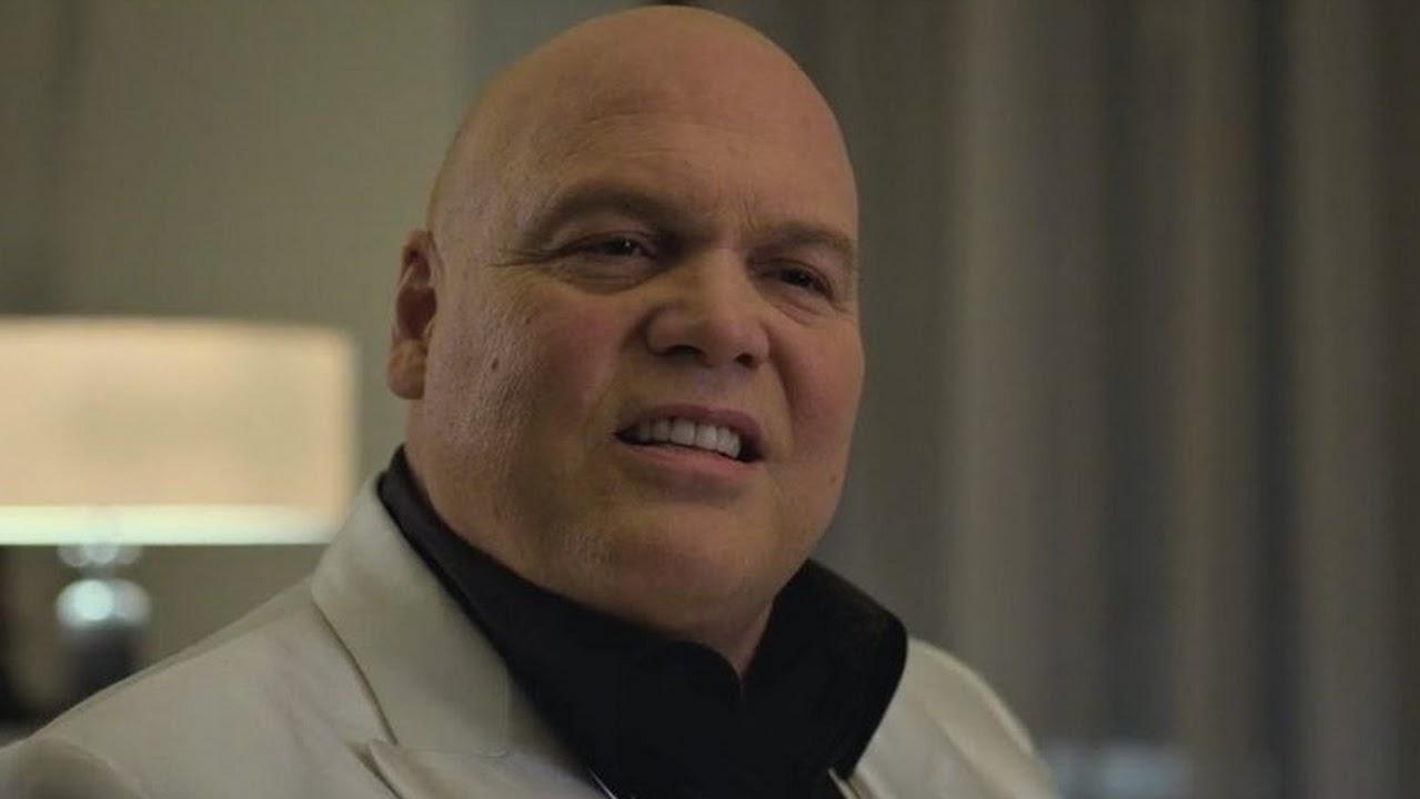 Vincent D'Onofrio quer um filme do Rei do Crime ao mesmo estilo de 'Coringa'