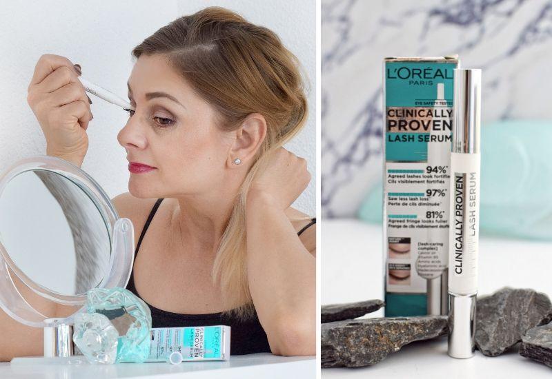 Wie gut ist das Wimpernserum von L'Oréal Paris?