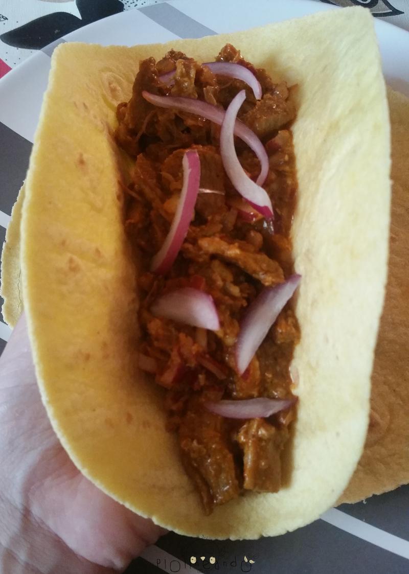 Receta cochinita pibil mexicana