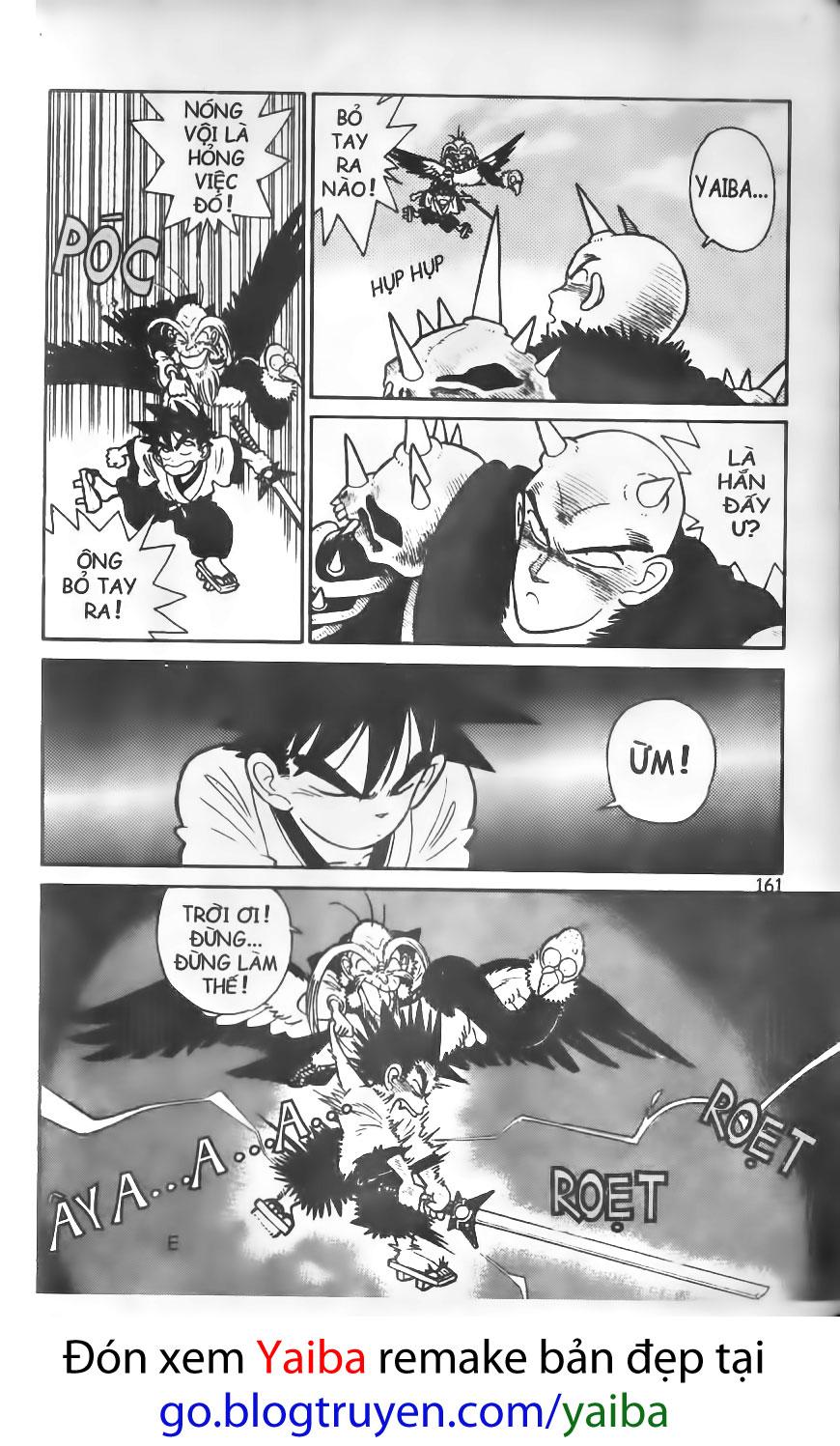 Yaiba chap 18 trang 14