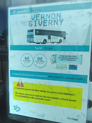 Giverny bus