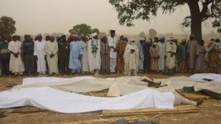 Labaran chikin kasa Nigeria :: yay gareka gobe ga Dan uwanka Allah yasa mudace