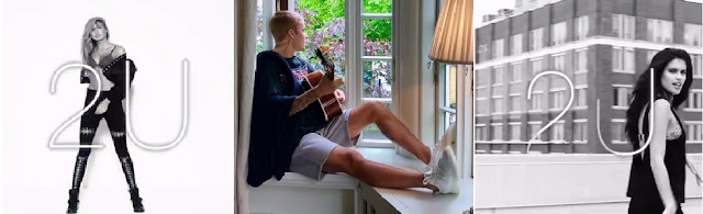 "Justin Bieber new single ""2U"""