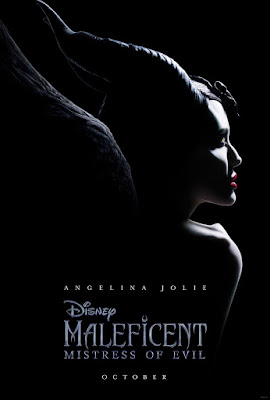 Maleficent Mistress Of Evil Movie Poster 1