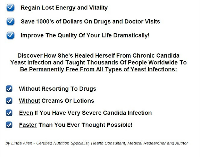 Yeast Infection No More Book Pdf