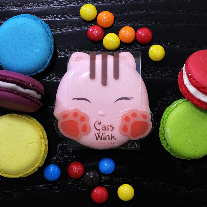 Tonymoly - Cats Wink Clear Pact review