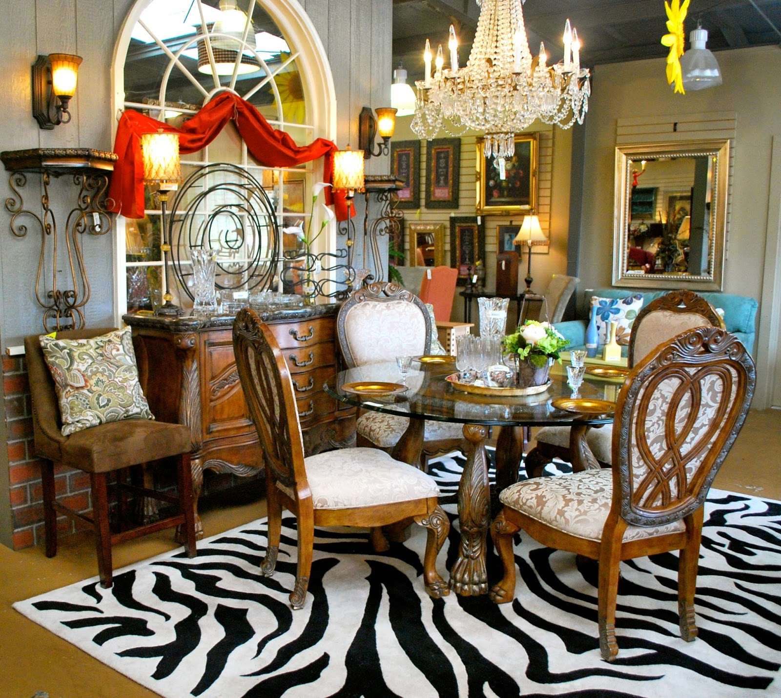 Luxury Home Furnishings For Less At Fun Finds And Designs
