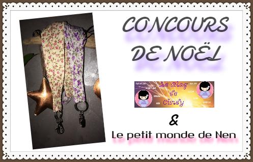 CONCOURS LE PETIT MONDE DE NEN