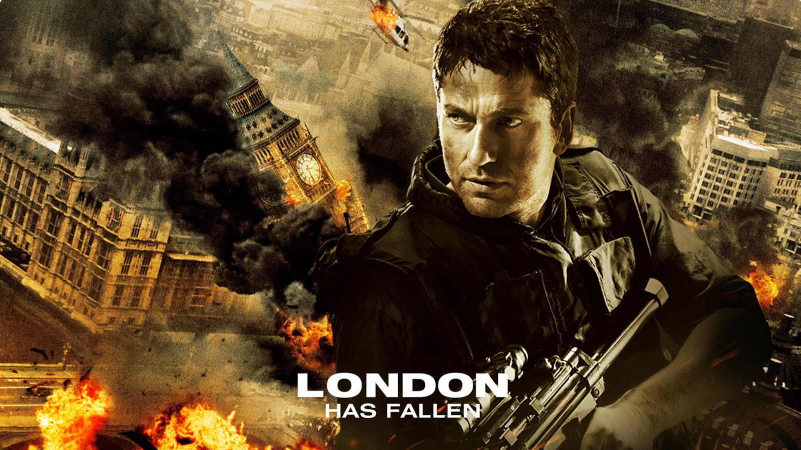"""London Has Fallen"", Trailer"
