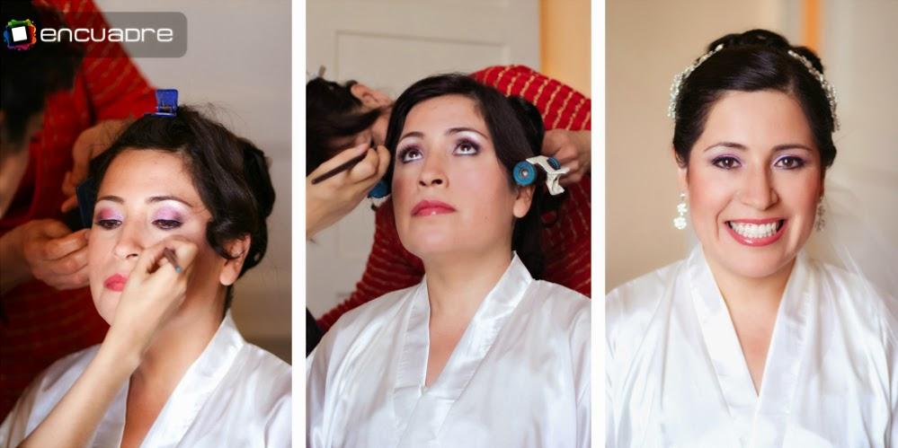 make up novias peru