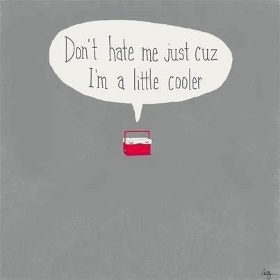 Funny Picture - A Little Cooler