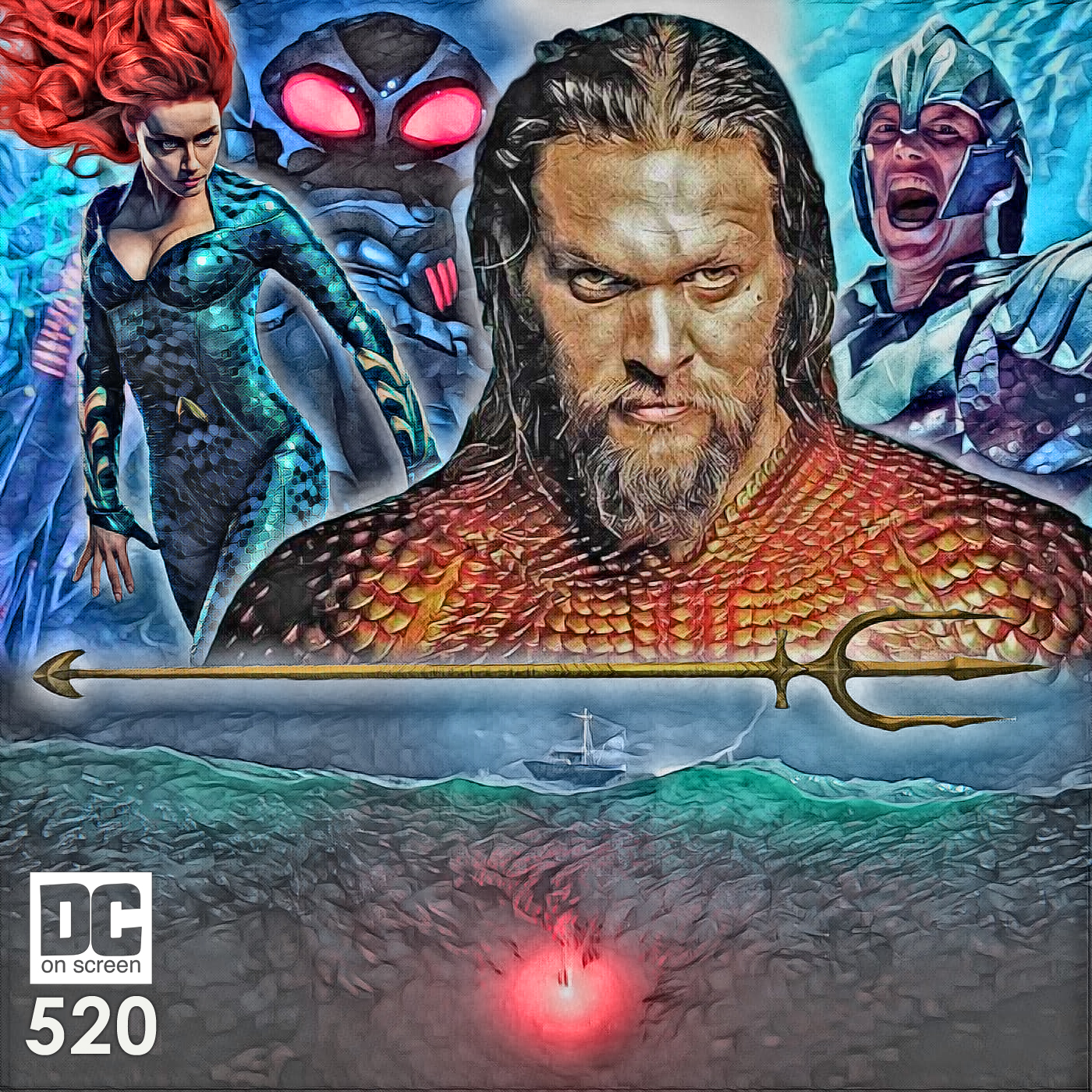 Dc On Screen Podcast Aquaman Review