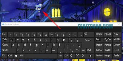 Cara Membuka Virtual Keyboard di PC atau Laptop 6