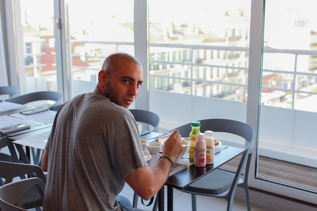 okko hotel cannes colazione