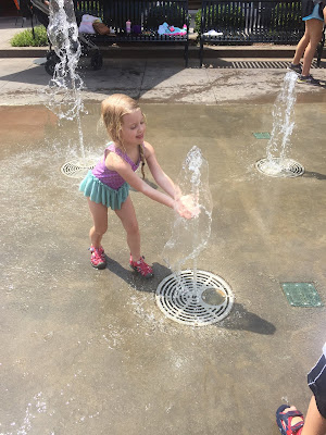 20 Summer Bucket List Activities - Your Guide to Summer Fun. Family fun activities to do in and around Huntsville and the North Alabama area. Pop jet fountain at Bridge Street