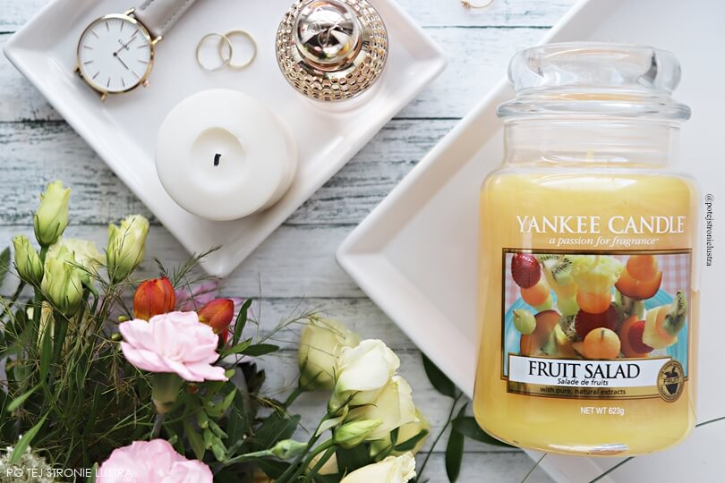 świeca yankee candle fruit salad
