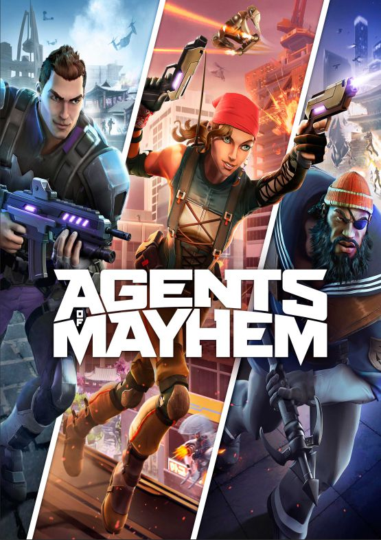 Download Agents of Mayhem for PC free full version