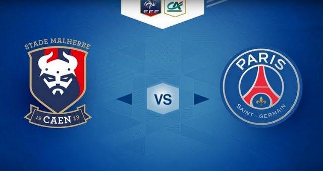 Caen vs Paris Saint Germain Full Match And Highlights 19 May 2018