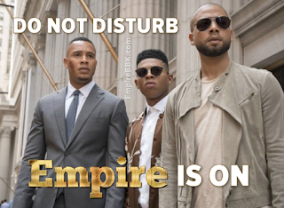 Do Not Disturb Empire Is On Meme