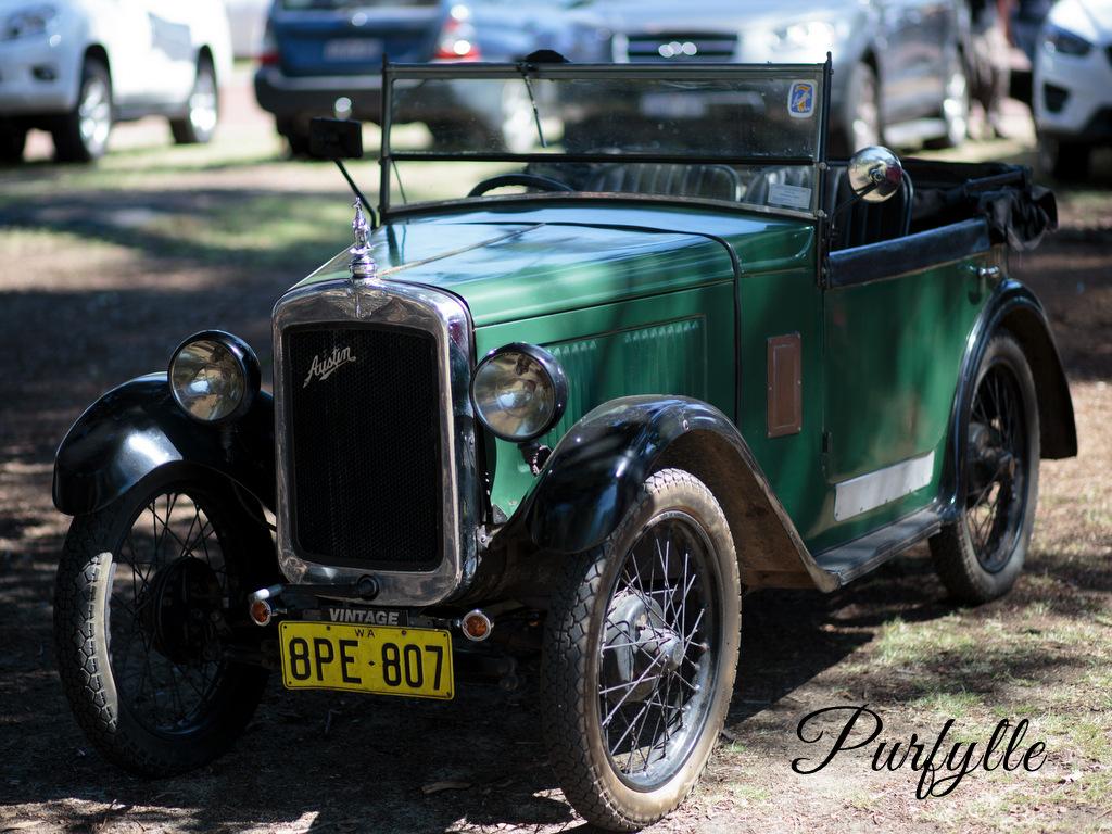 Vintage Austin