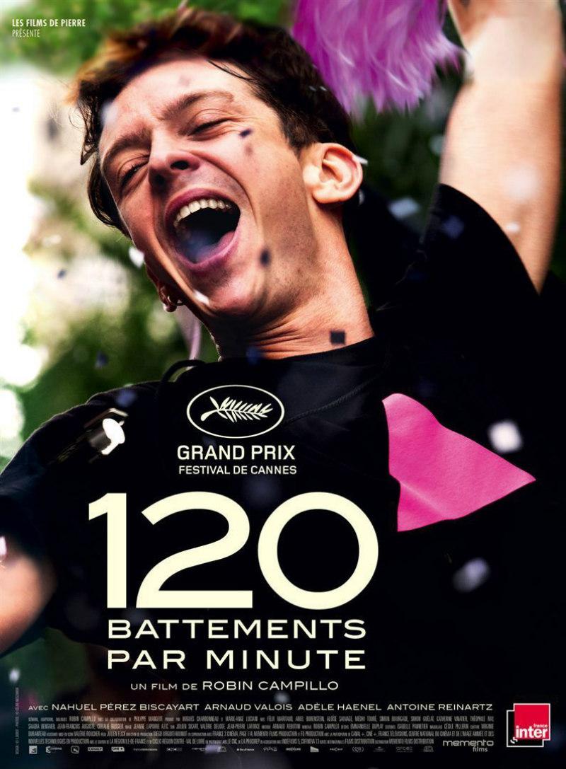 120 BEATS PER MINUTE film poster