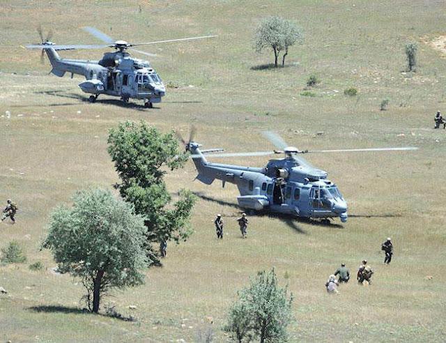 Ejercicios militares de las Fuerzas armadas de Turquía, Azerbaiyán y Arabia Saudita